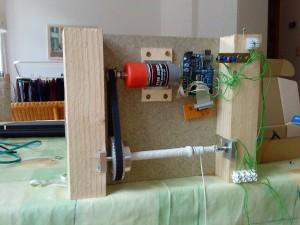Mechanischer Aufbau